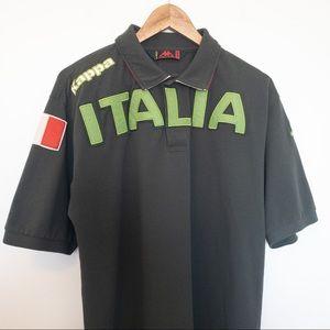 Kappa ITALIA Men Size XL Polo Shirt